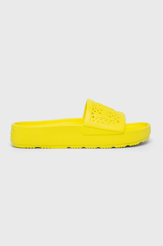 žlutá Hunter - Pantofle Dámský