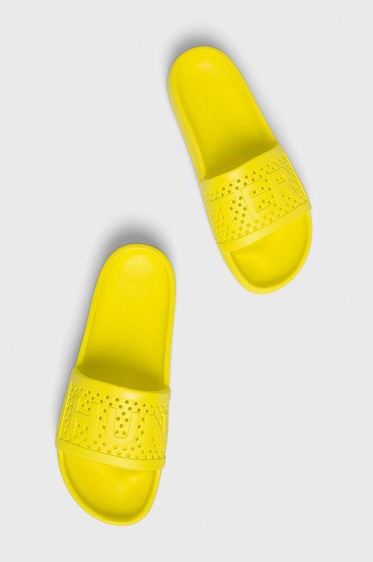 Hunter - Pantofle žlutá