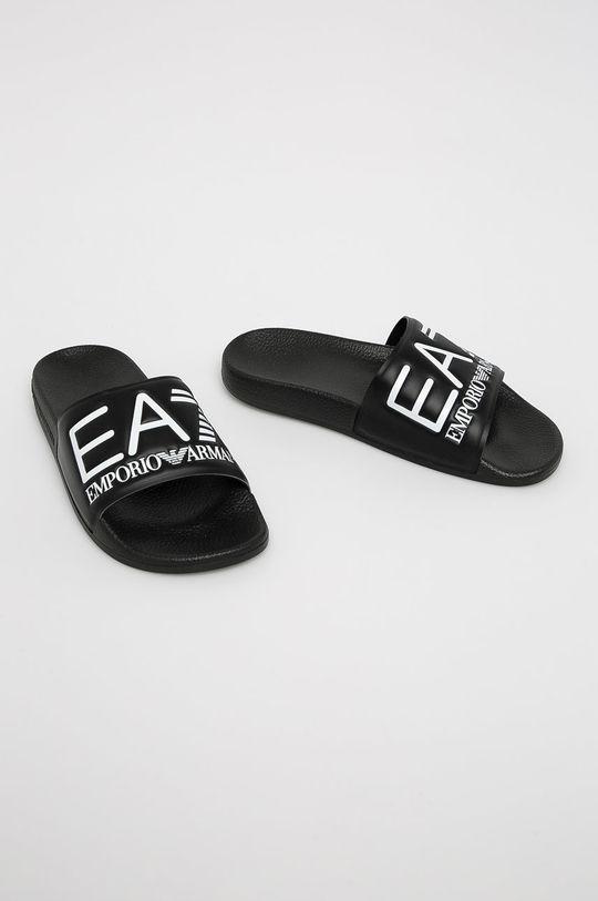 EA7 Emporio Armani - Šľapky  Vnútro: Textil