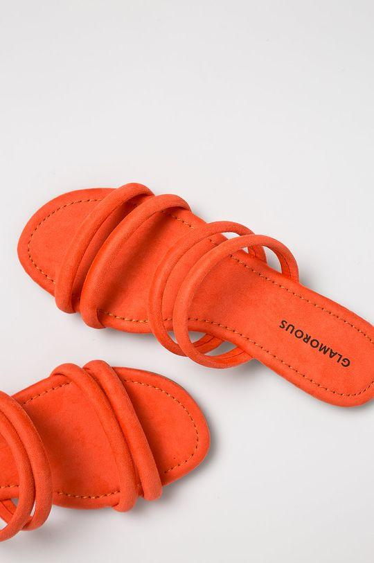 Glamorous - Papuci Gamba: Material textil Interiorul: Material textil Talpa: Material sintetic