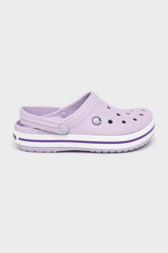 lawendowy Crocs - Klapki Damski