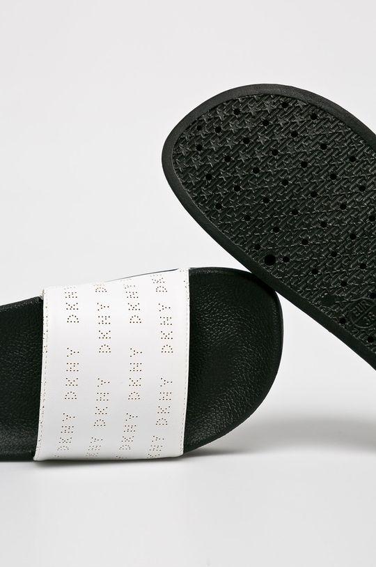 Dkny - Papucs cipő Hampton- Platform S  Szár: szintetikus anyag Belseje: szintetikus anyag Talp: szintetikus anyag