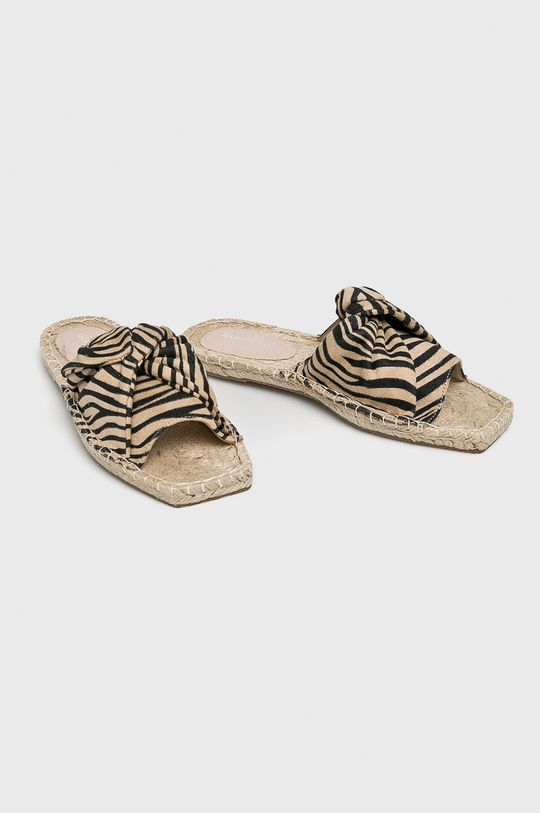 Glamorous - Papuci bej