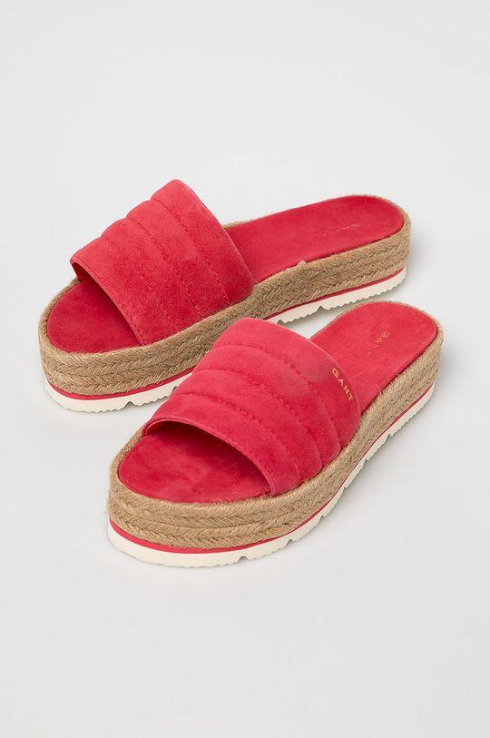 Gant - Papucs cipő Cape Coral koral színű