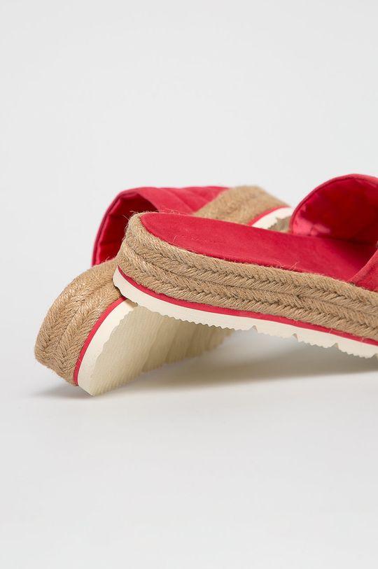 Gant - Papucs cipő Cape Coral  Szár: természetes bőr Belseje: textil, természetes bőr Talp: szintetikus anyag
