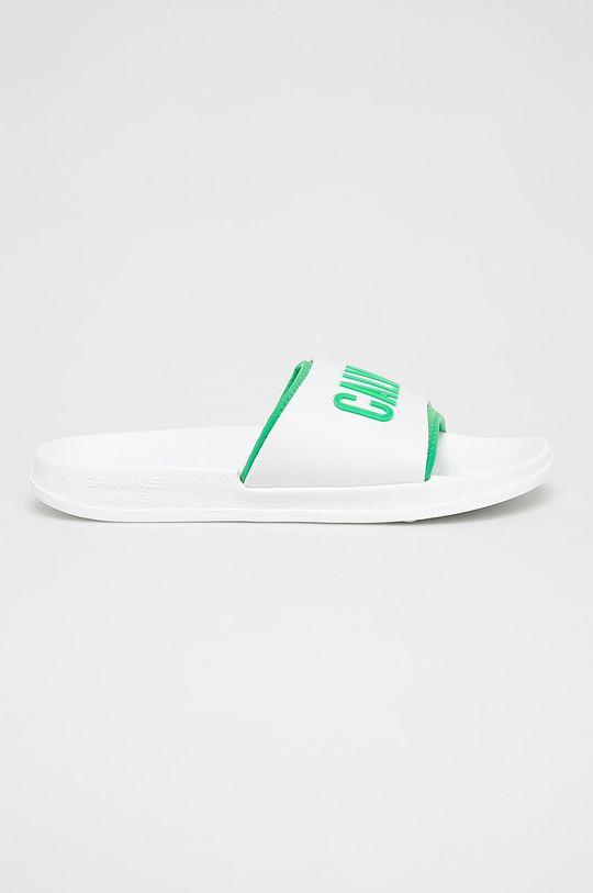 bílá Calvin Klein Underwear - Pantofle Dámský