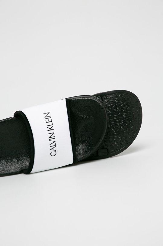 Calvin Klein Underwear - Pantofle  Svršek: Textilní materiál Vnitřek: Textilní materiál Podrážka: Umělá hmota