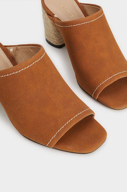 měděná Parfois - Pantofle