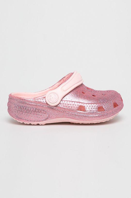 růžová Coqui - Dětské pantofle Dívčí