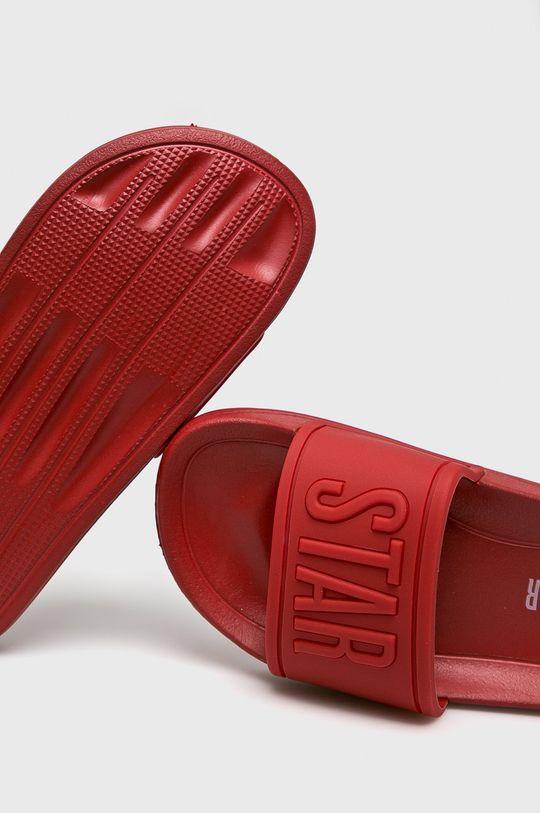 Big Star - Dětské pantofle červená