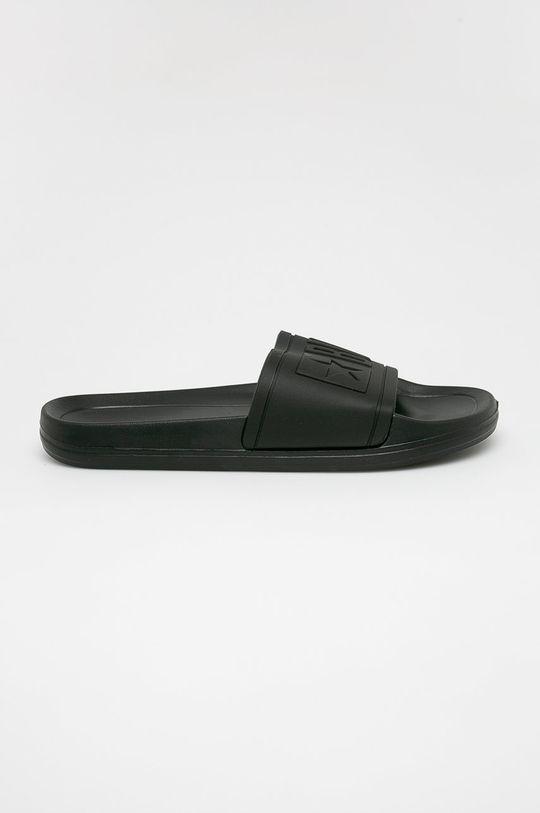 černá Big Star - Pantofle Pánský