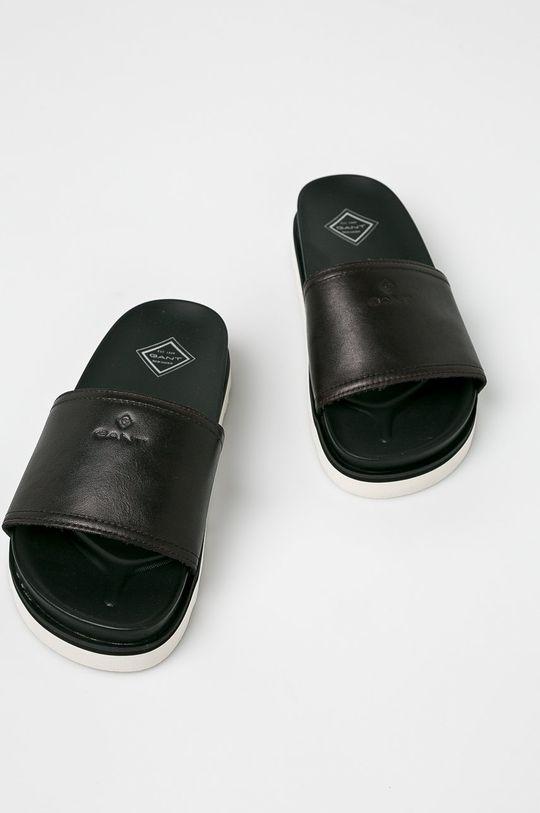 Gant - Papucs cipő Honolulu fekete