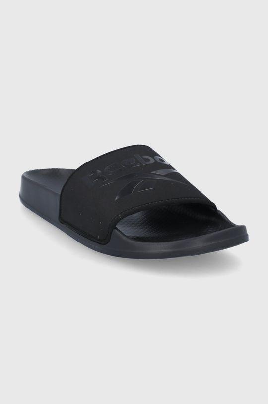 Reebok - Šľapky čierna