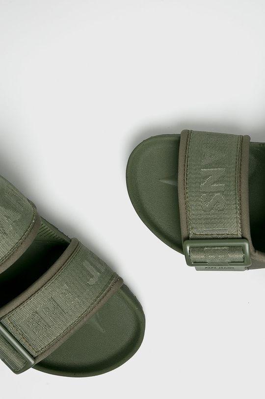 Pepe Jeans - Pantofle  Svršek: Umělá hmota, Textilní materiál Vnitřek: Umělá hmota, Textilní materiál Podrážka: Umělá hmota