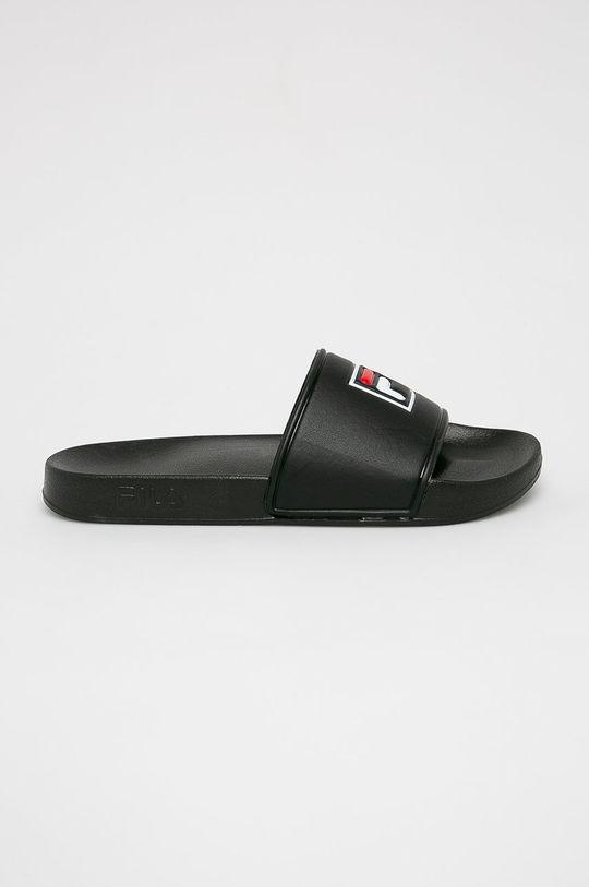 fekete Fila - Papucs cipő Palm Beach Slipper Férfi