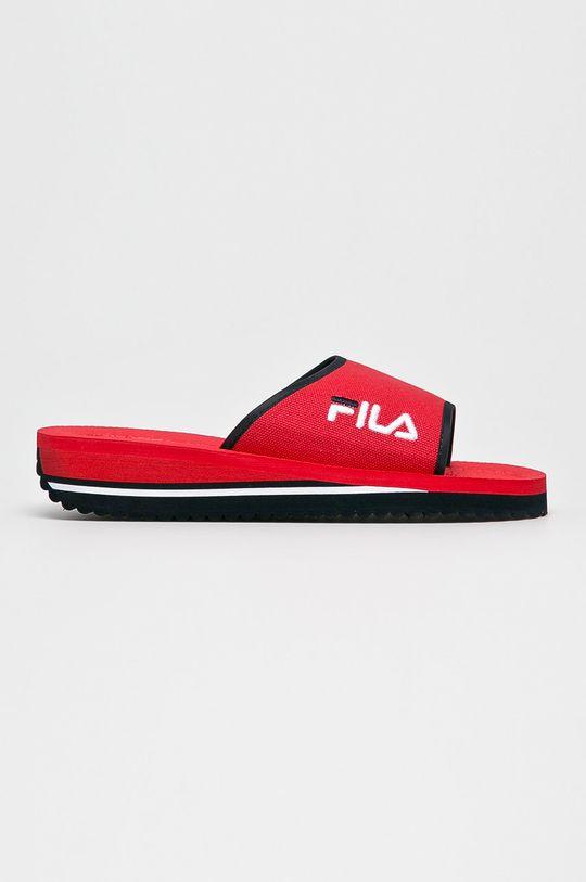 piros Fila - Papucs cipő Tomaia Slipper Férfi