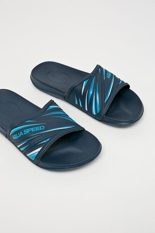 Aqua Speed - Pantofle námořnická modř