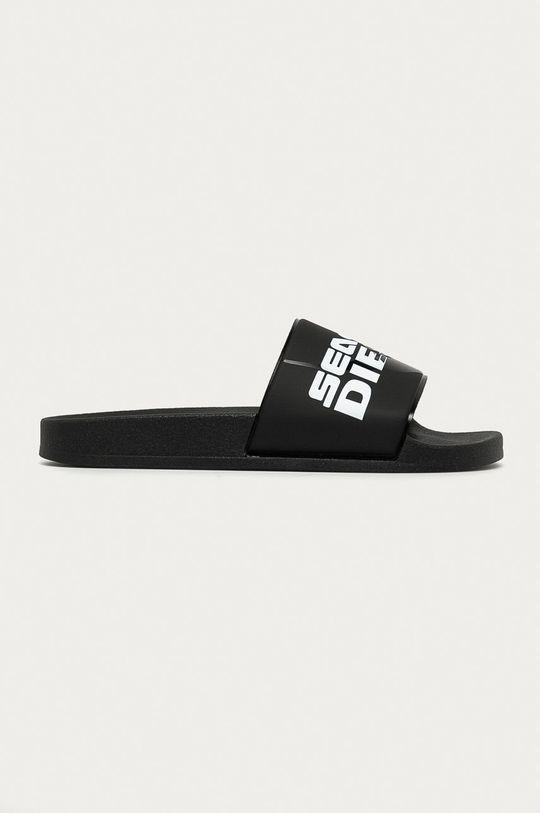 negru Diesel - Papuci De bărbați