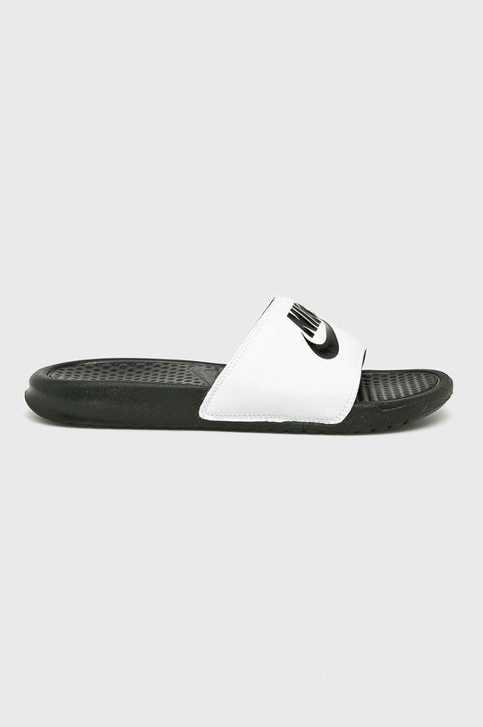 bílá Nike Sportswear - Pantofle Pánský