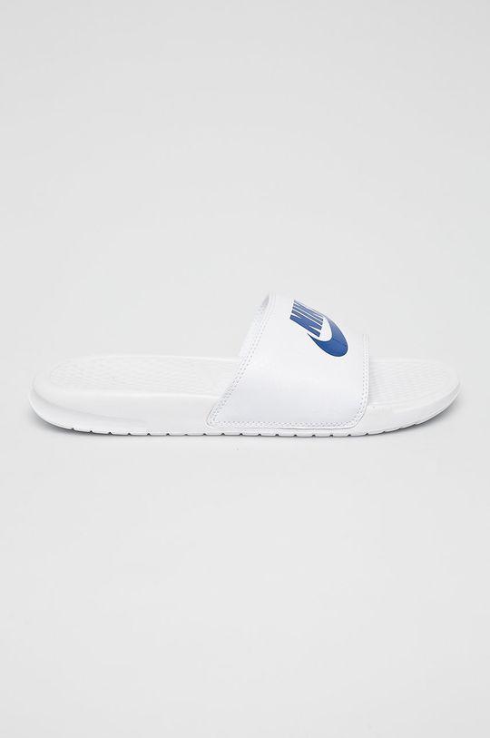 alb Nike Sportswear - Papuci De bărbați