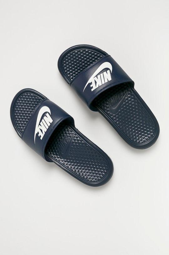 Nike Sportswear - Pantofle námořnická modř