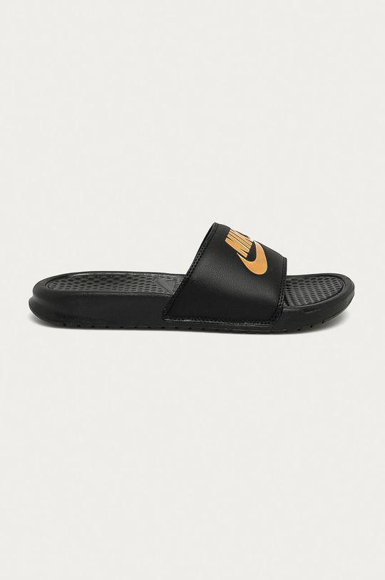 černá Nike Sportswear - Pantofle Pánský