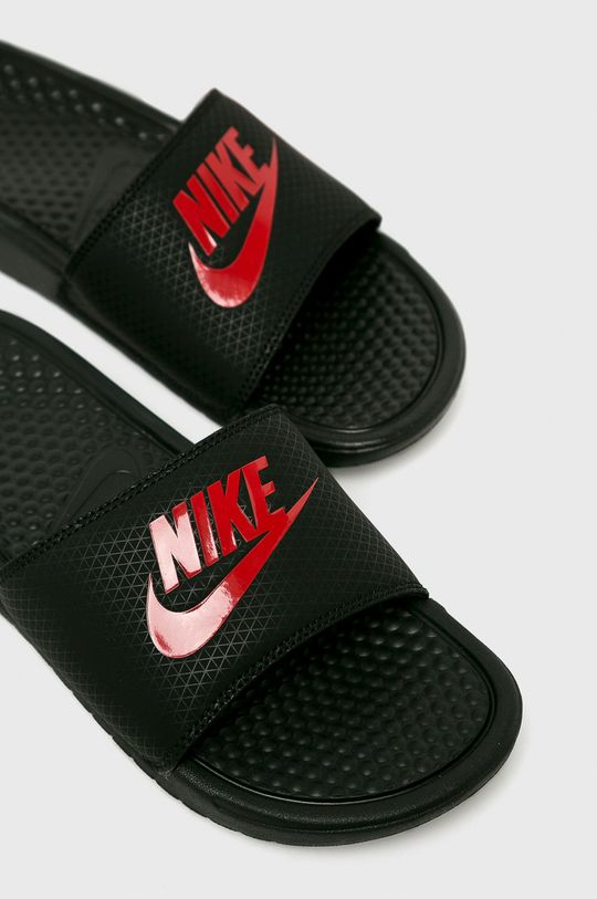 Nike Sportswear - Šľapky čierna