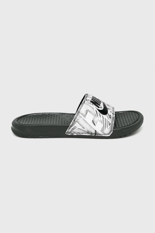 šedá Nike Sportswear - Pantofle Pánský