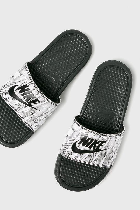 Nike Sportswear - Pantofle šedá