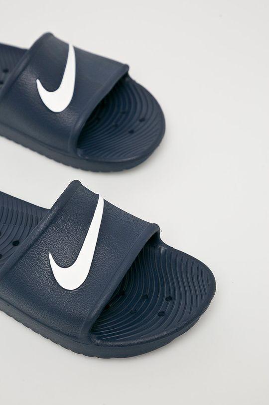 Nike Sportswear - Pantofle Kawa Shower námořnická modř
