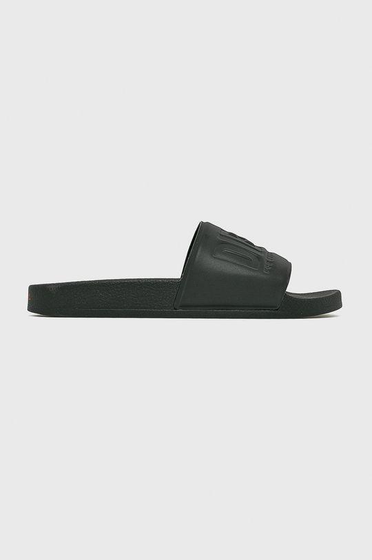 černá Diesel - Pantofle Pánský