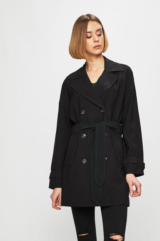 černá Only - Trench kabát Dámský