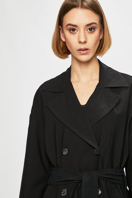 černá Only - Trench kabát