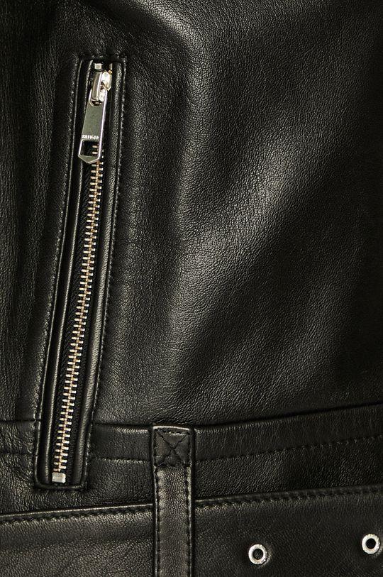 Tommy Hilfiger - Kožená bunda