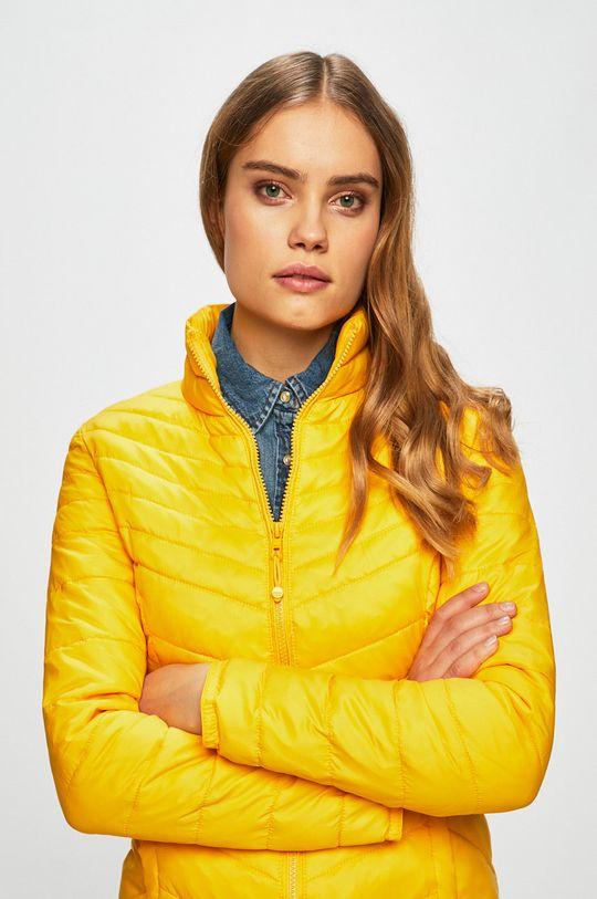 žlutá Only - Bunda Dámský