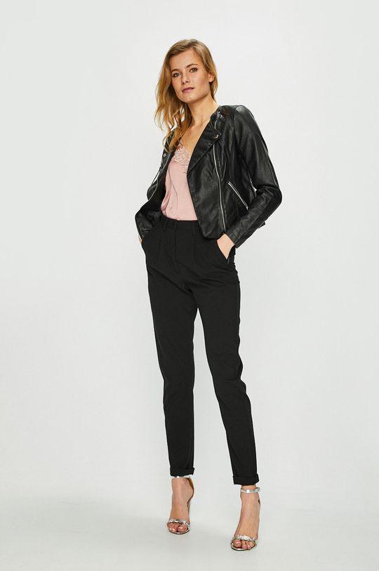 Vero Moda - Bunda čierna