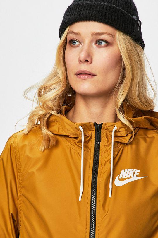 béžová Nike Sportswear - Bunda
