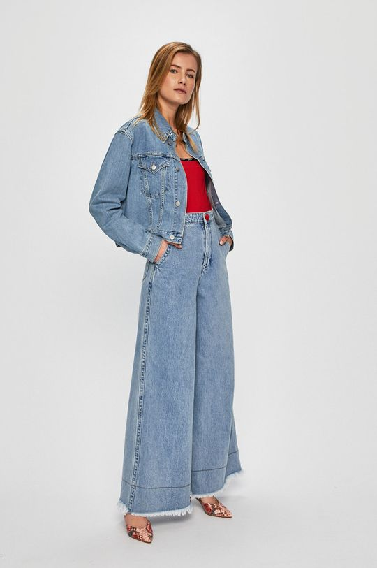 Calvin Klein Jeans - Bunda modrá