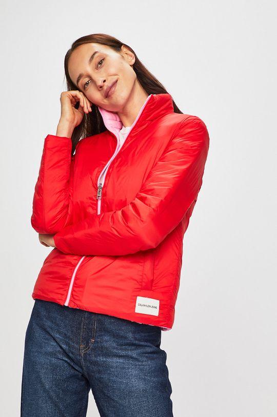 rosu Calvin Klein Jeans - Geaca De femei