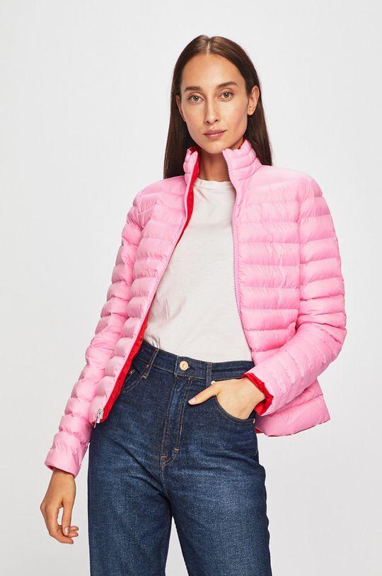 Calvin Klein Jeans - Geaca rosu