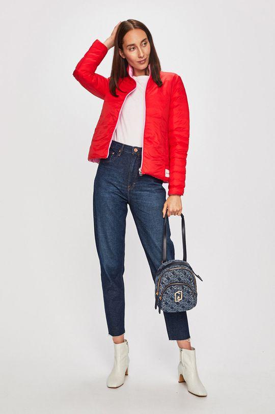 Calvin Klein Jeans - Geaca Umplutura: 100% Poliester   Materialul de baza: 100% Poliamida