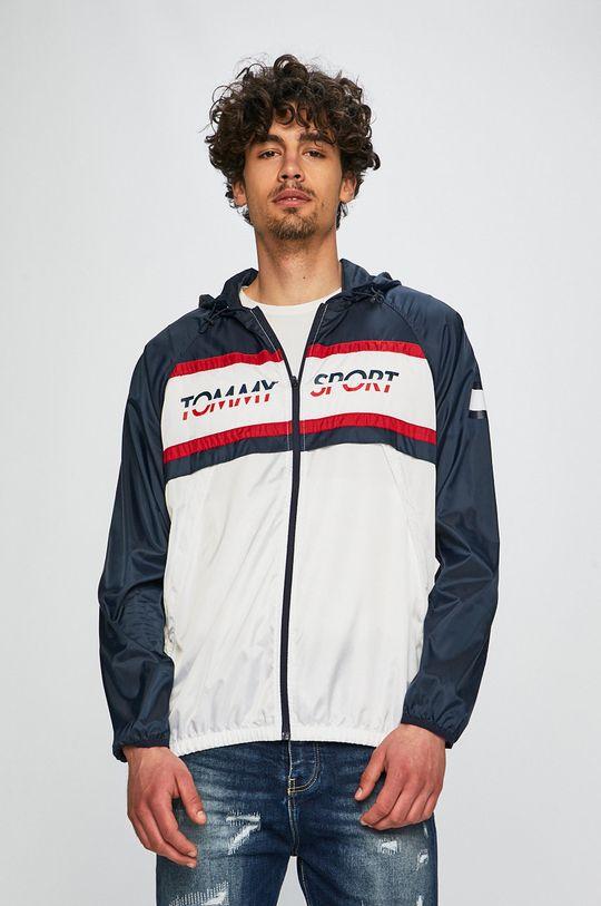 sötétkék Tommy Sport - Rövid kabát Windbreaker Férfi