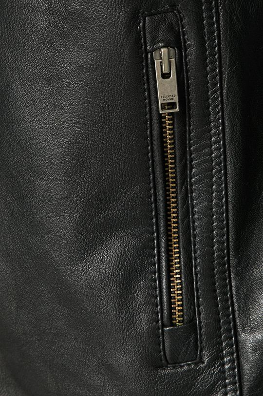 Selected - Kožená bunda Pánský