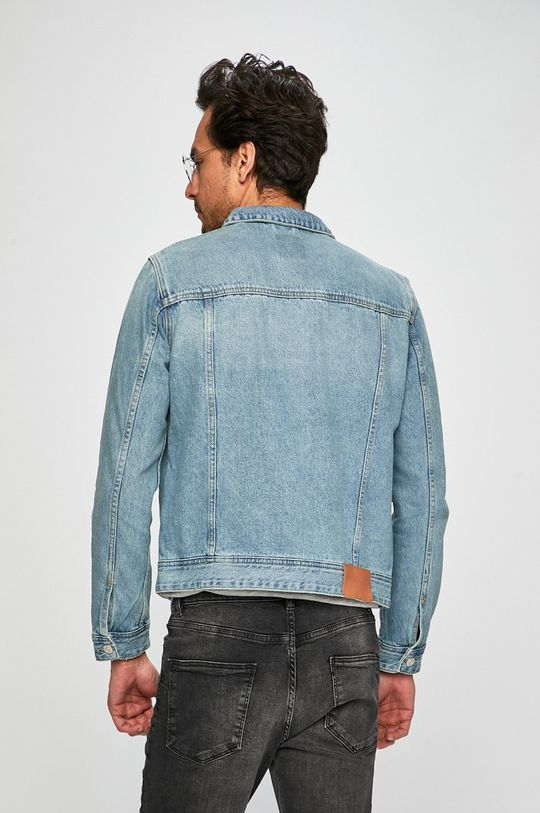 Review - Rifľová bunda <p>100% Bavlna</p>