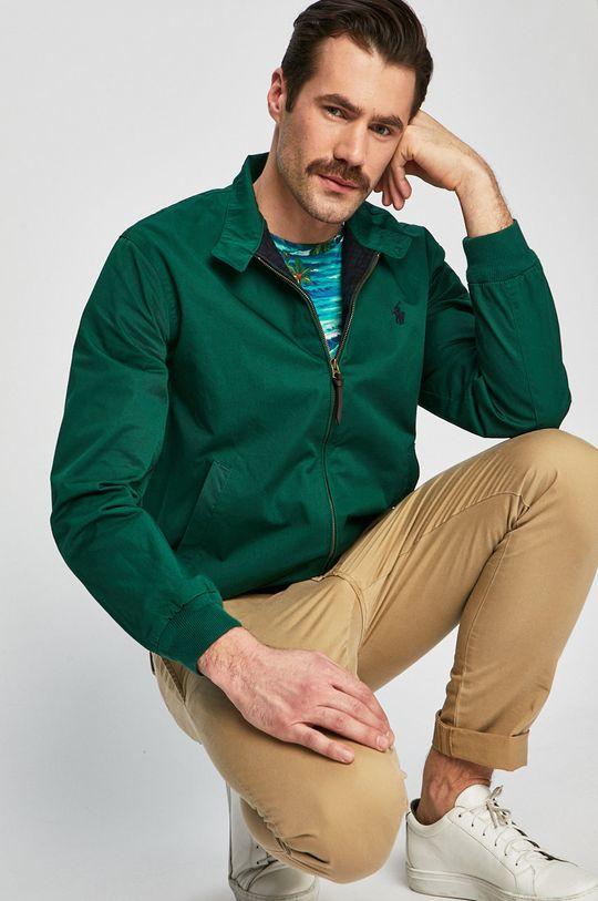 élénk zöld Polo Ralph Lauren - Rövid kabát Baracuda Férfi