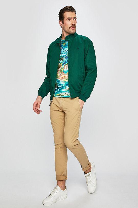 élénk zöld Polo Ralph Lauren - Rövid kabát Baracuda