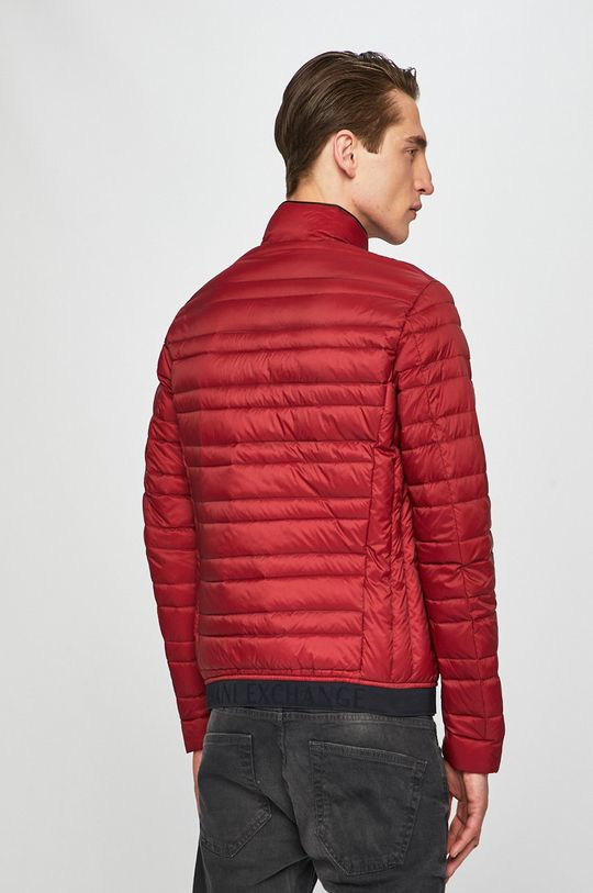Armani Exchange - Páperová bunda  Podšívka: 100% Polyamid Výplň: 10% Páperie, 90% Kačacie páperie Základná látka: 100% Polyamid