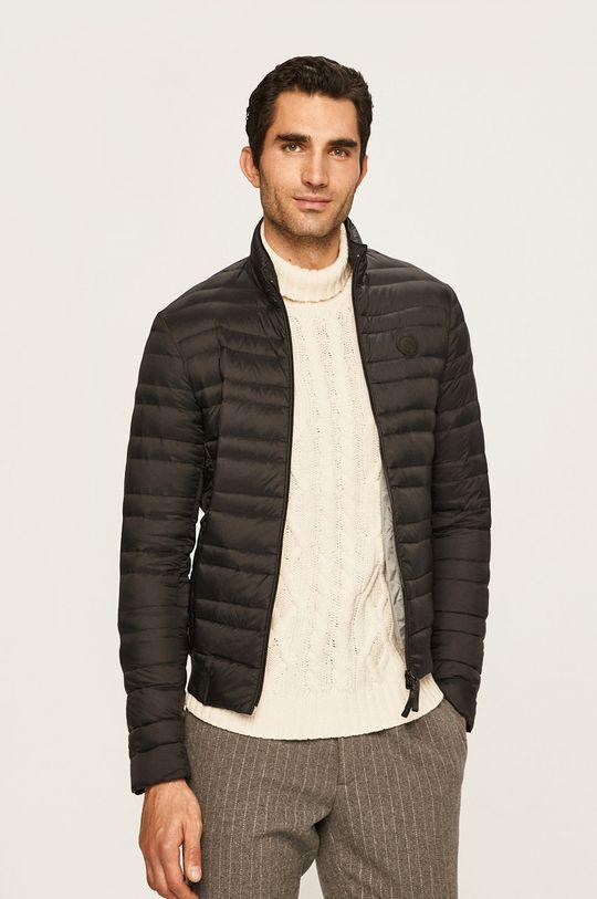 чорний Armani Exchange - Пухова куртка Чоловічий