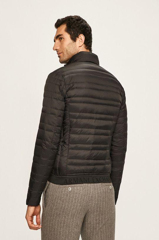 Armani Exchange - Пухова куртка  Підкладка: 100% Поліамід Наповнювач: 10% Пір'я, 90% Гусячий пух Основний матеріал: 100% Поліамід