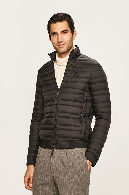 чорний Armani Exchange - Пухова куртка